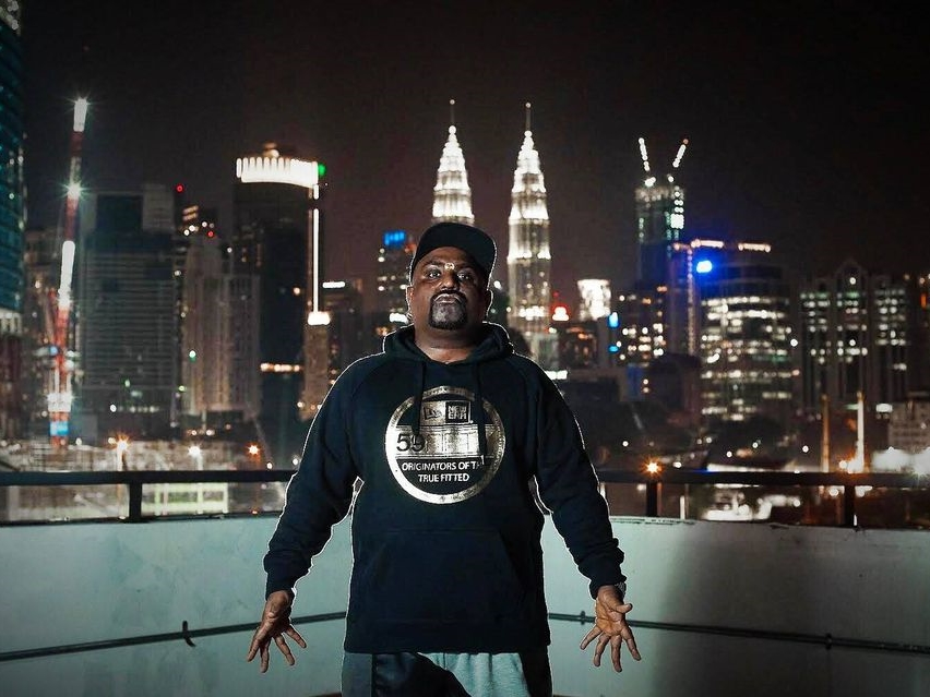 What Yogi B has been up to since hitting pause on Poetic Ammo