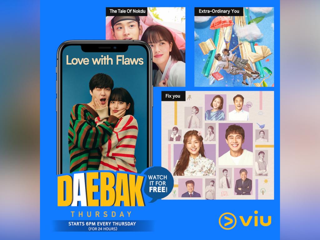 """Fix You"", ""Encounter"" among the free K-dramas for Daebak Thursday"