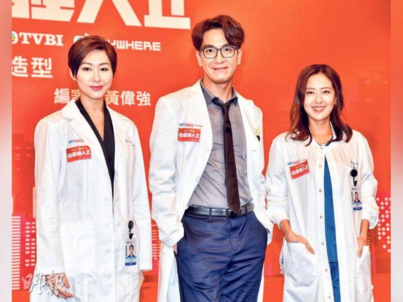 "Nancy Wu to create love triangle in ""Big White Duel 2"""