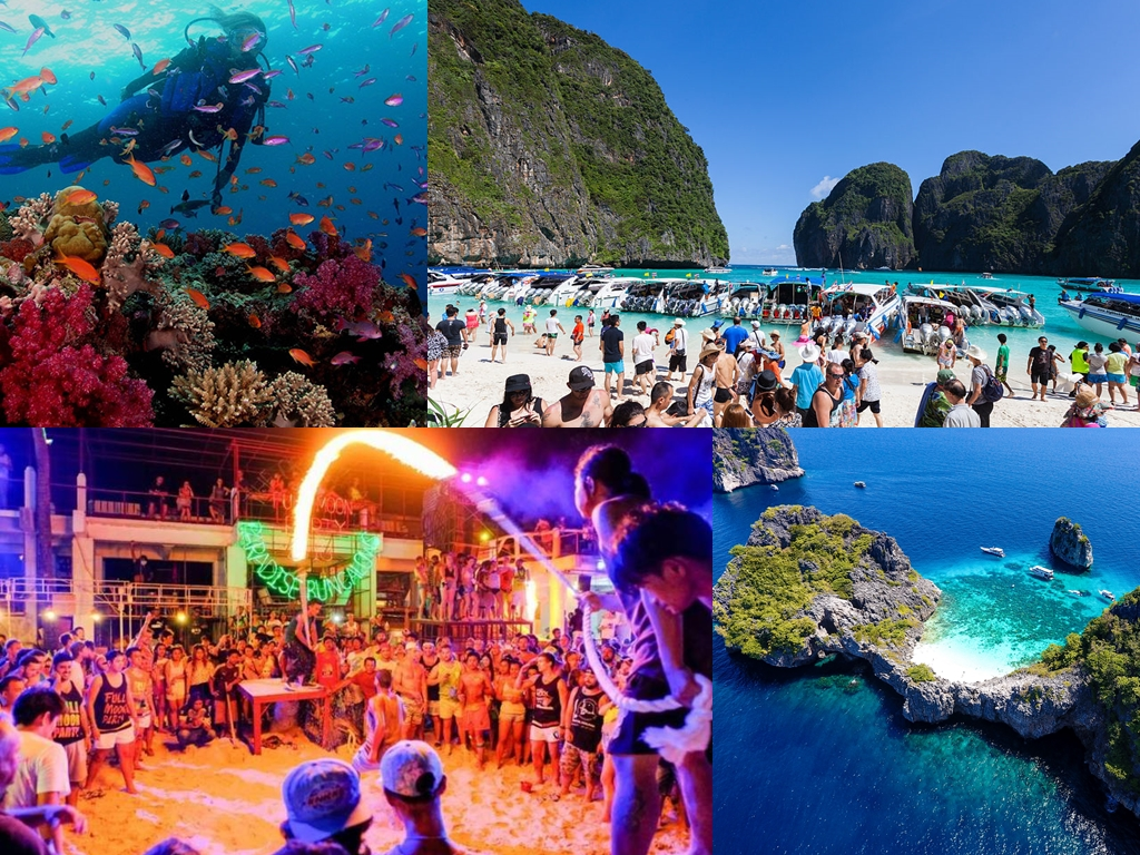 8 Amazing Islands in Thailand You Must Visit in This Lifetime