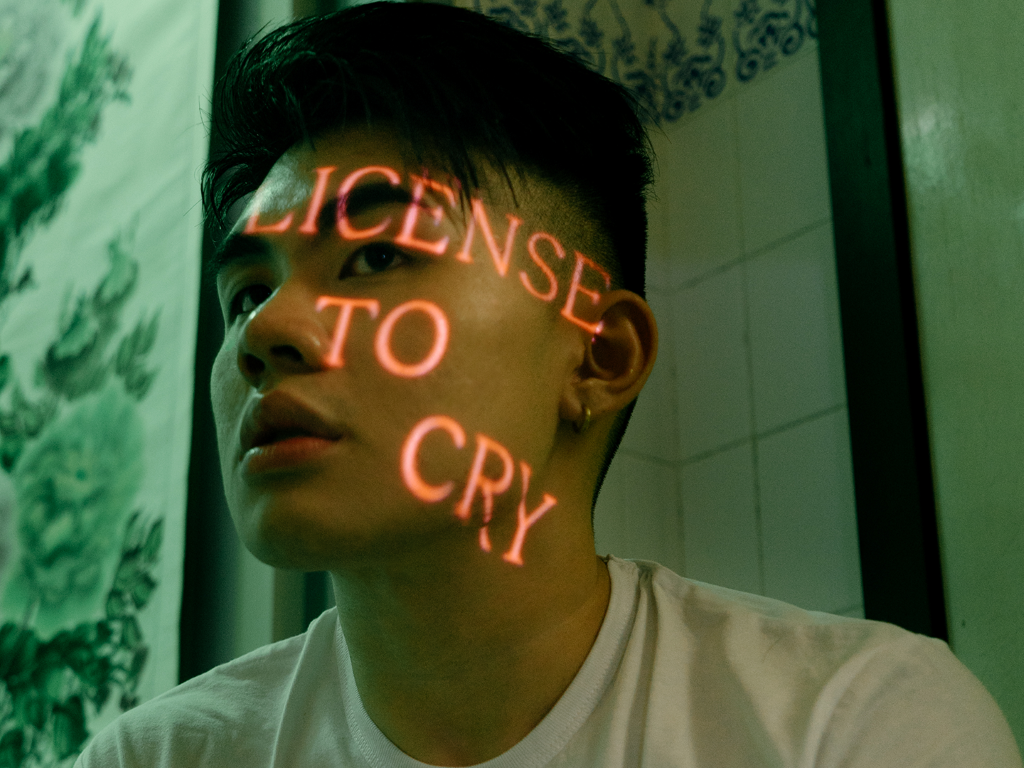 """Dominic Chin finally releases debut EP, """"License to Cry"""""""