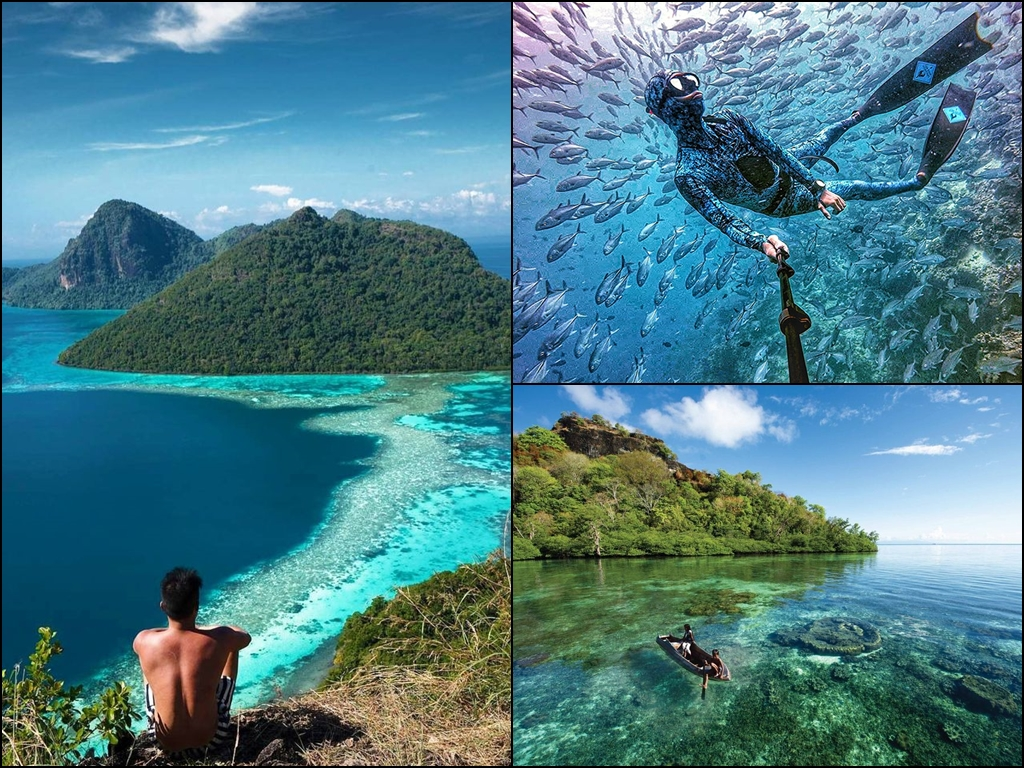 Here's some inspiration for your next island getaway in Sabah