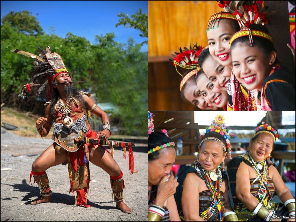 Get to know these Sabahan ethnic groups