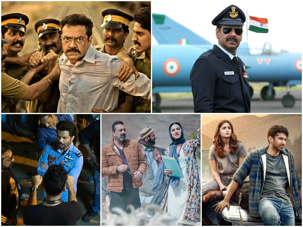 New Bollywood movies releasing on OTT platforms
