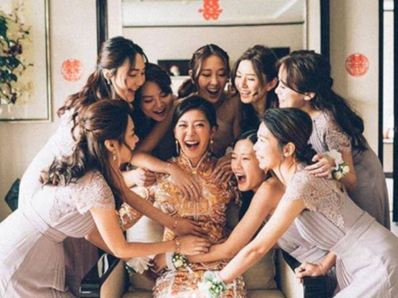 Jennifer Yu is now a married woman