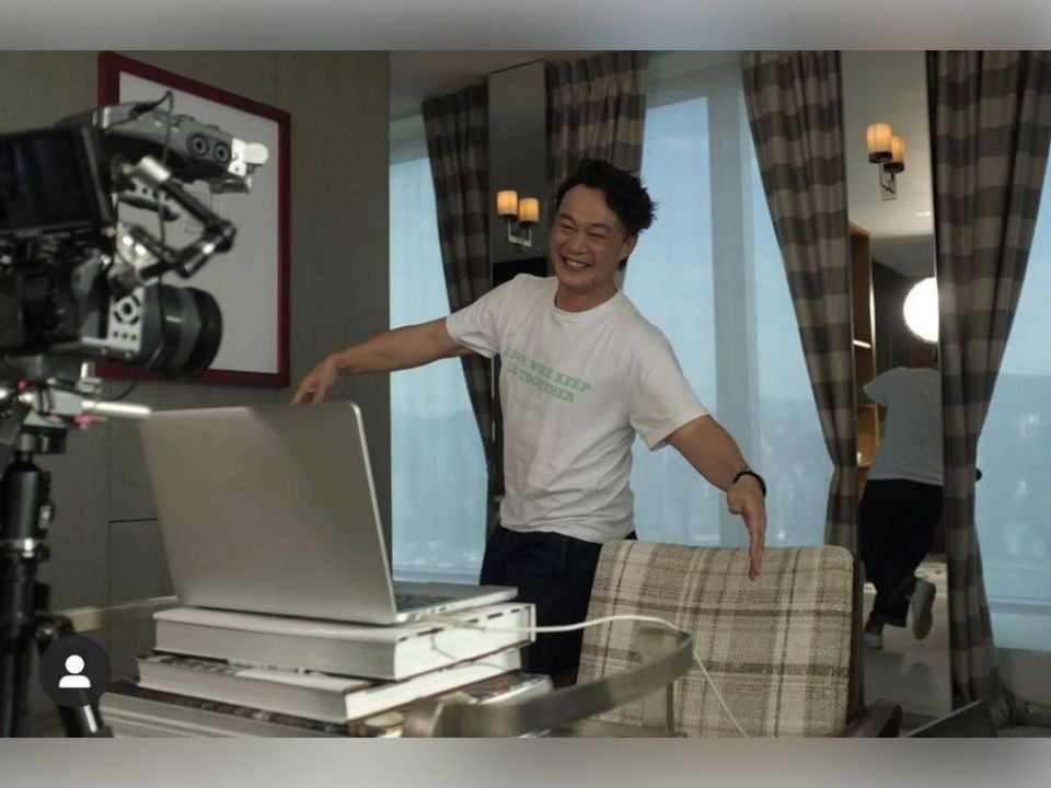 Eason Chan learns to enjoy the ordinary life