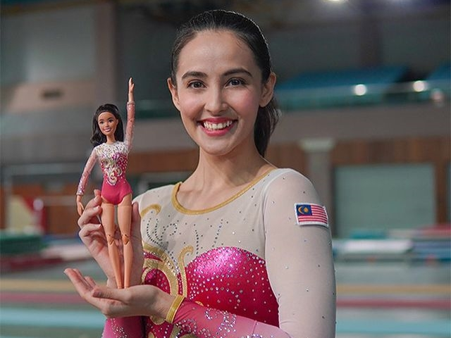 """Farah Ann on Barbie version of herself: """"It is such an incredible honour"""""""