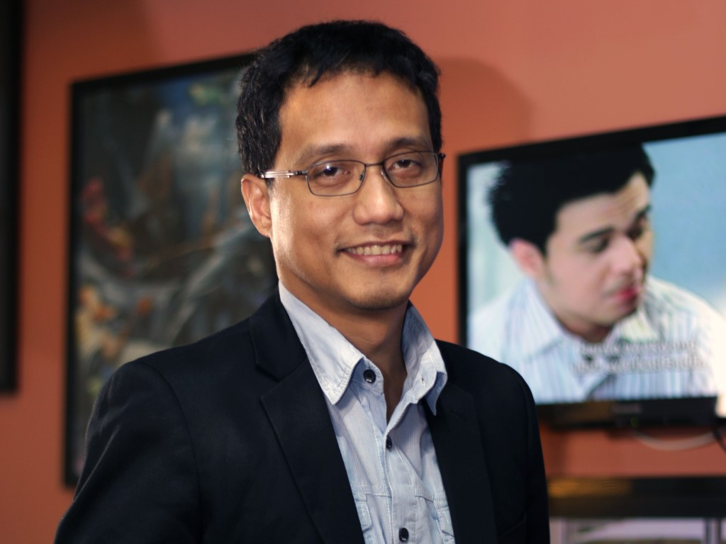 Ahmad Izham Omar swaps Media Prima for Disney Plus