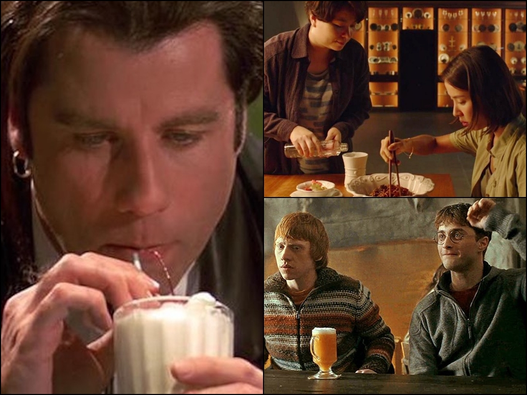 Mouth-watering foods made famous by movies