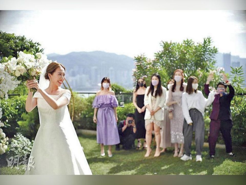 Jennifer Shum shares details about wedding