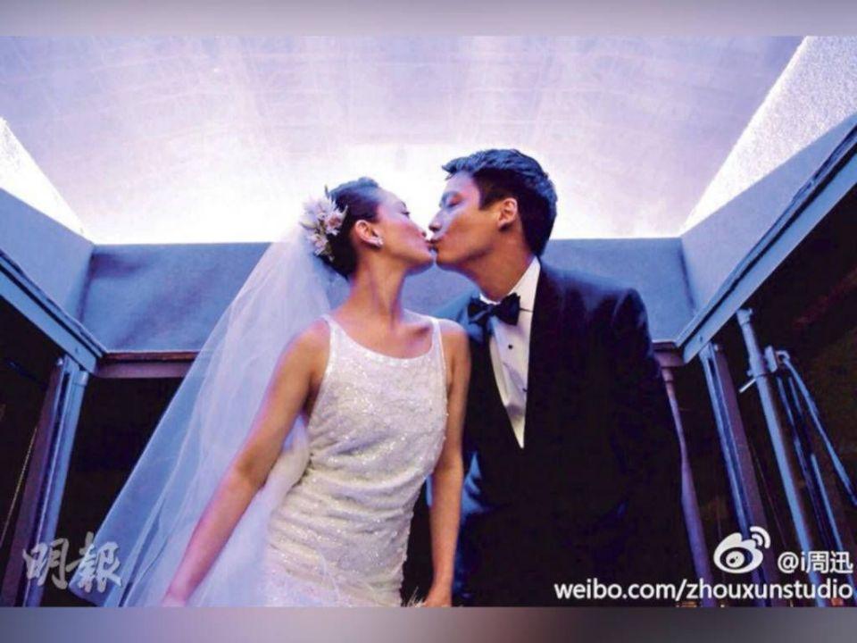Archie Kao confirms divorce with Zhou Xun