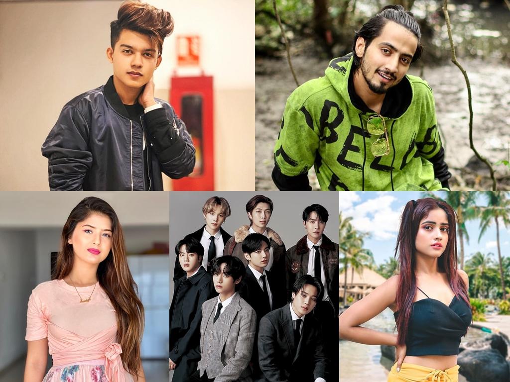 Top 10 TikTok stars in Asia