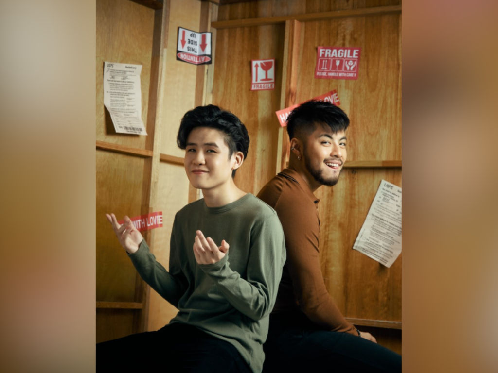 """Gentle Bones, Benjamin Kheng team up to spread good cheer with """"Better With You"""""""
