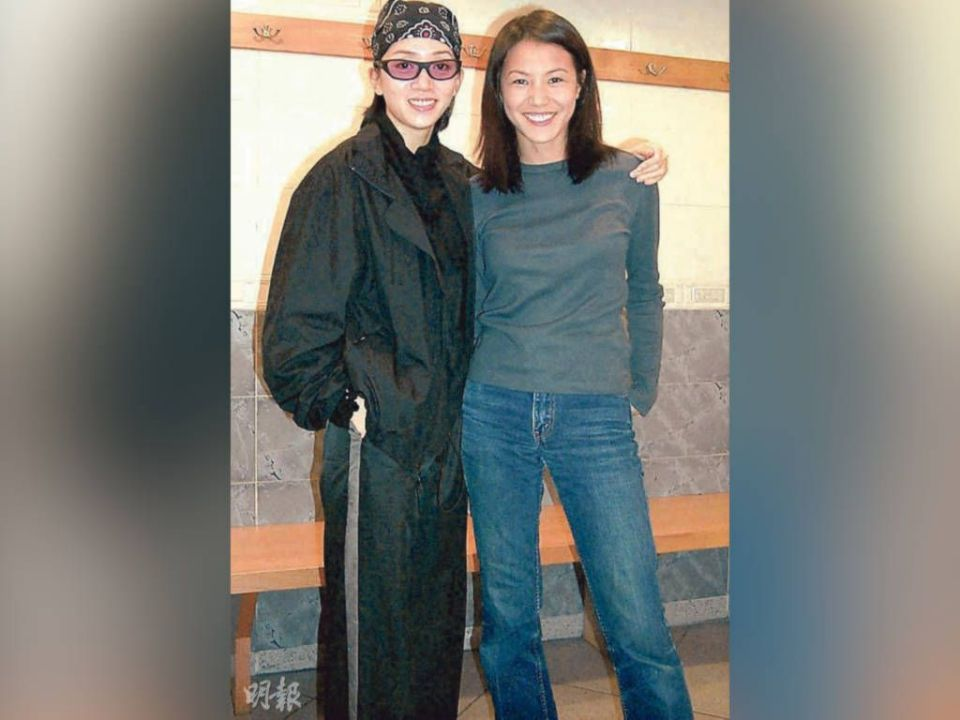 Denise Ho remembers Anita Mui on the 17th anniversary of her death