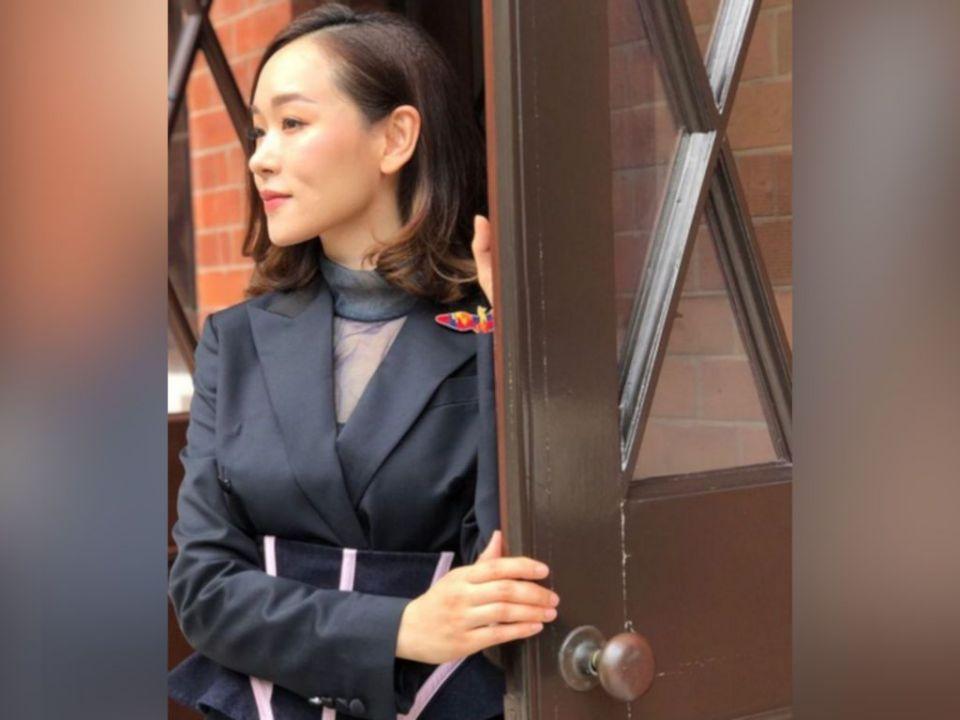 Shirley Yeung won't reveal husband's identity