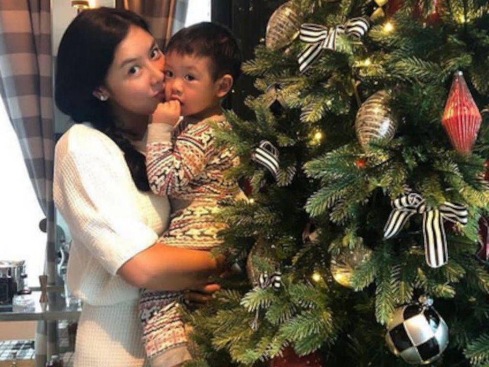 Gaile Lok denies second pregnancy