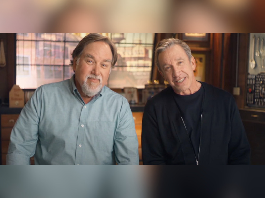"""""""Home Improvement"""" stars Tim and Al are reuniting in """"Assembly Required"""""""