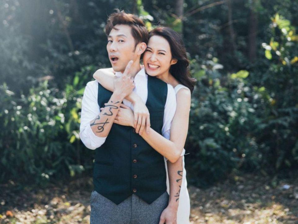 Kathy Yuen announces marriage with Shing Mak
