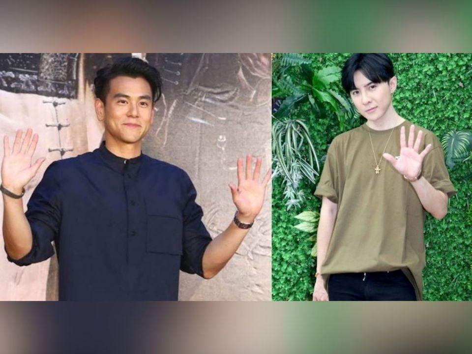 Eddie Peng denies gay romance with Danson Tang