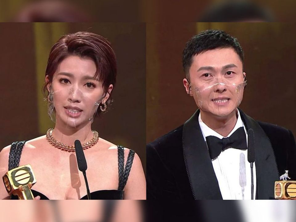 Vincent Wong, Sisley Choi are 2020's TV King and Queen