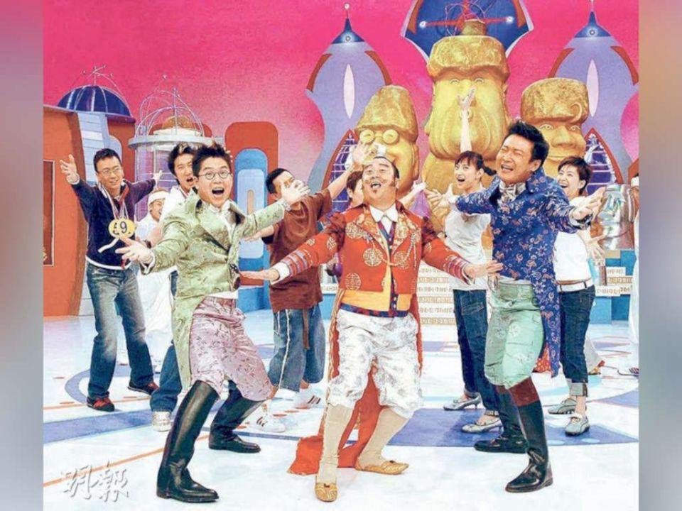 Eric Tsang and Wong Cho Lam are now TVB executives