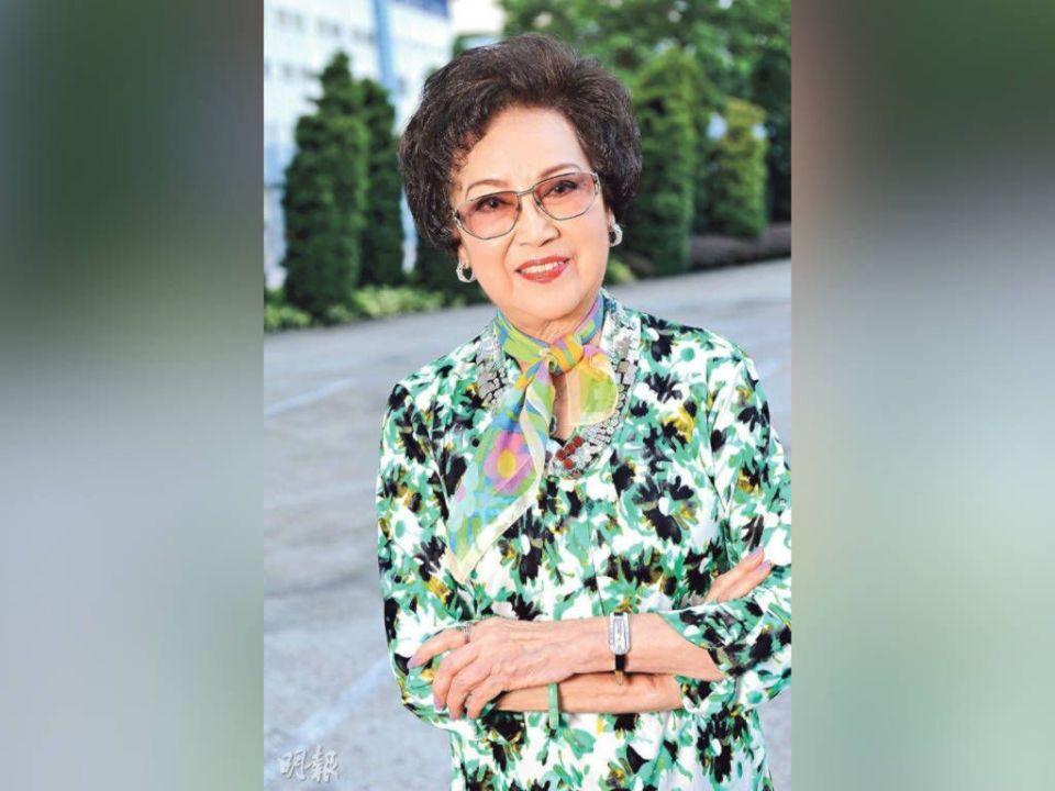 Lee Heung Kam passed away at 88