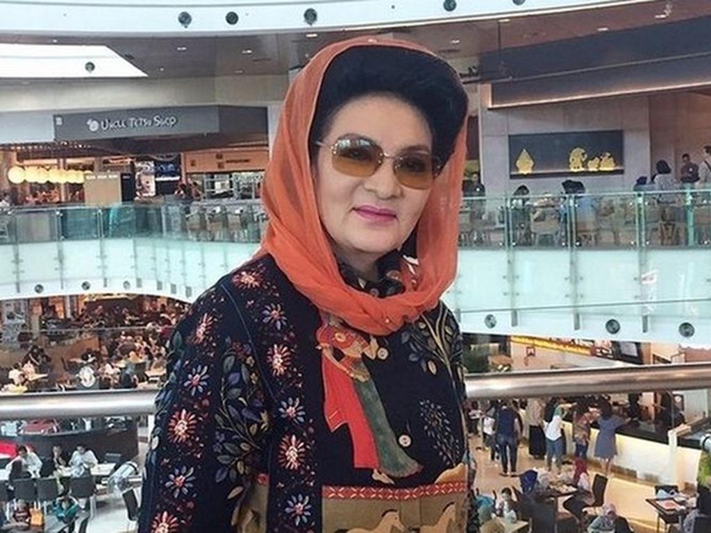 Mak Lampir star Farida Pasha passed away