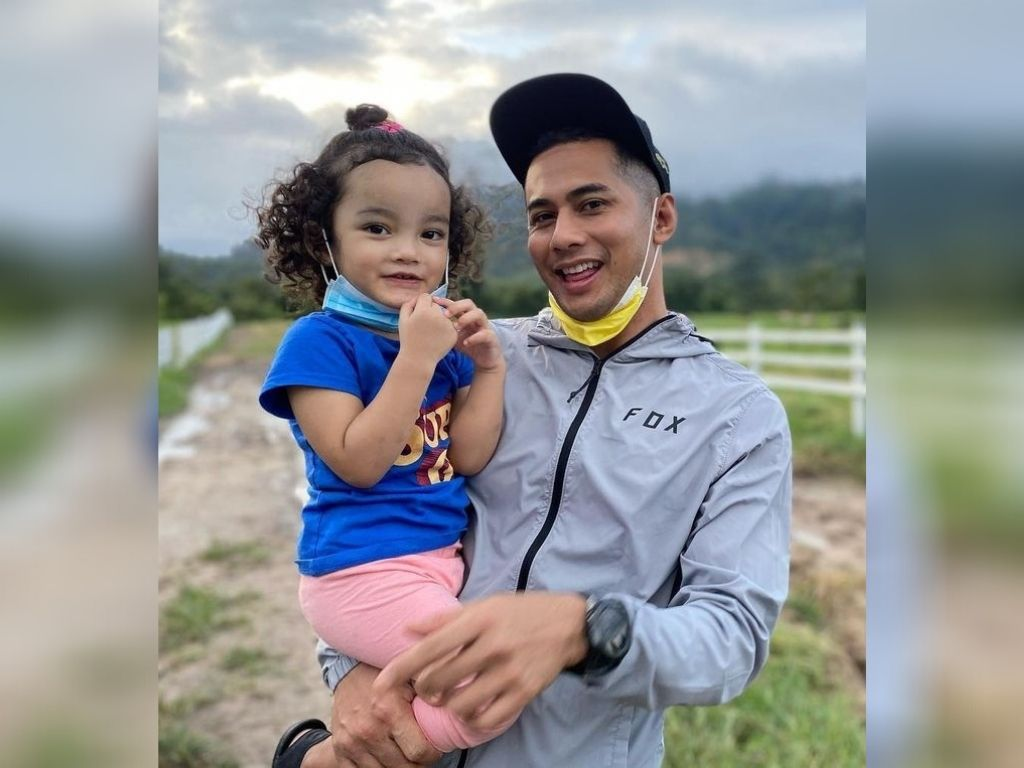 Fizo Omar says daughter and ex-wife tested positive for COVID-19