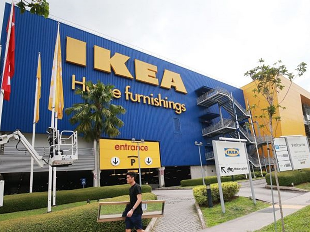ALAMAK! IKEA Singapore still sells misprinted shopping bag