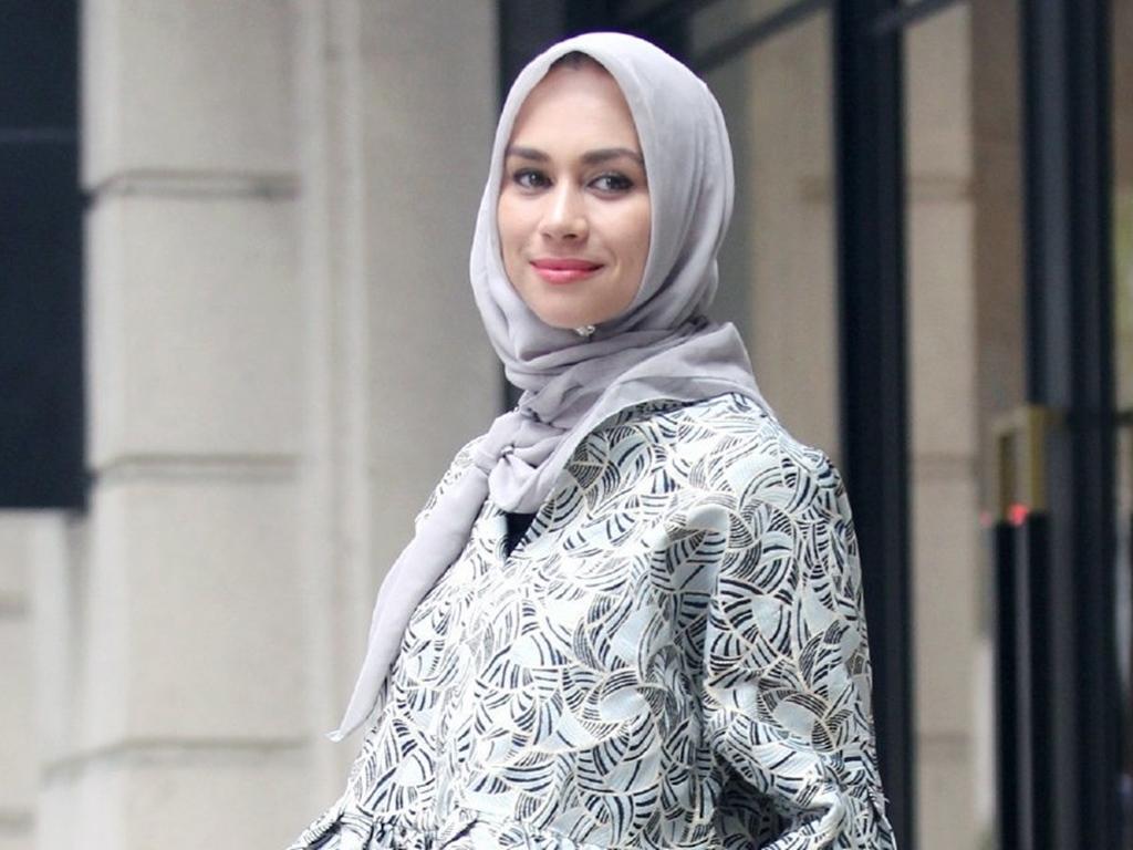 Natasha Hudson saddened over Rizman Ruzaini's response to dress issue