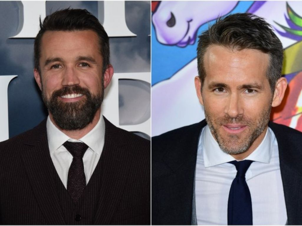 Ryan Reynolds, Rob McElhenney take over football club playing in the English League system