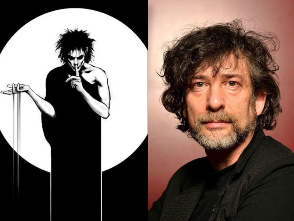 "Netflix greenlights Neil Gaiman's ""The Sandman"""