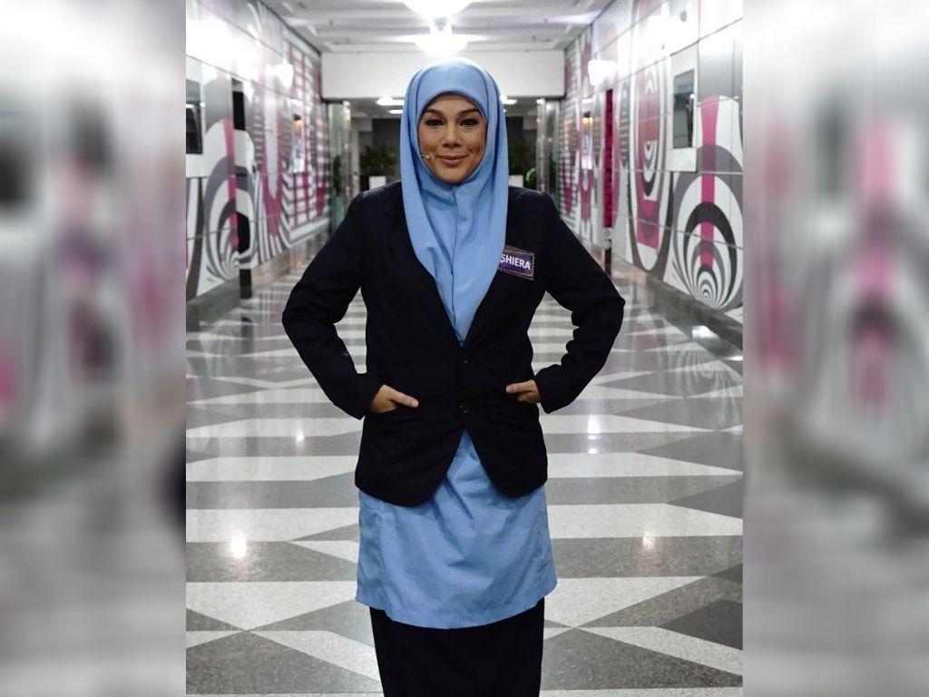 Sharifah Shahira sends undergarments to victims of Pahang floods