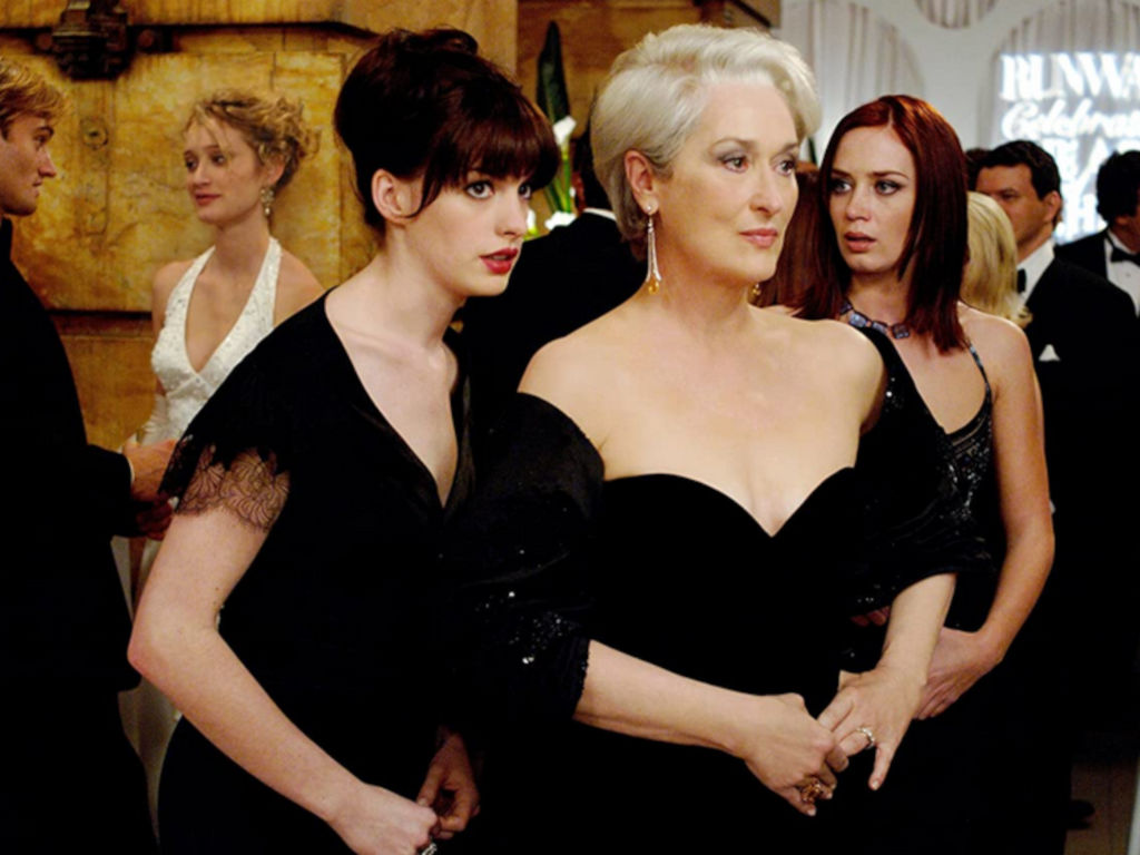 """Anne Hathaway: I was the ninth choice for """"The Devil Wears Prada""""!"""