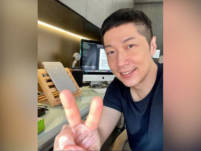 Steven Ma takes noisy neighbour to court