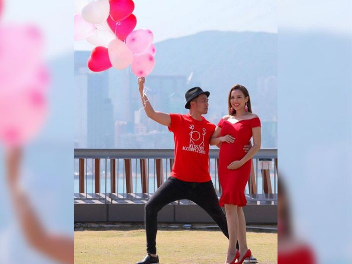 Rabee'a Yeung, Tim Wong to welcome another child
