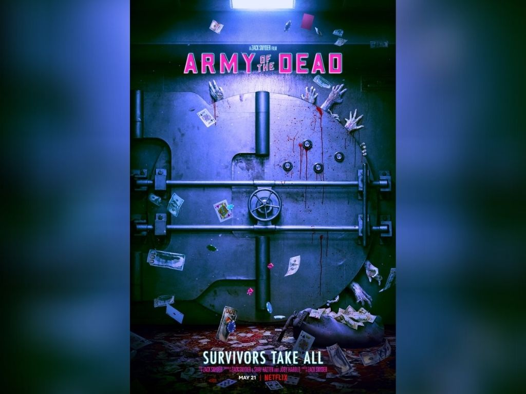 """Zack Snyder's """"Army of the Dead"""" to premiere on Netflix this May"""