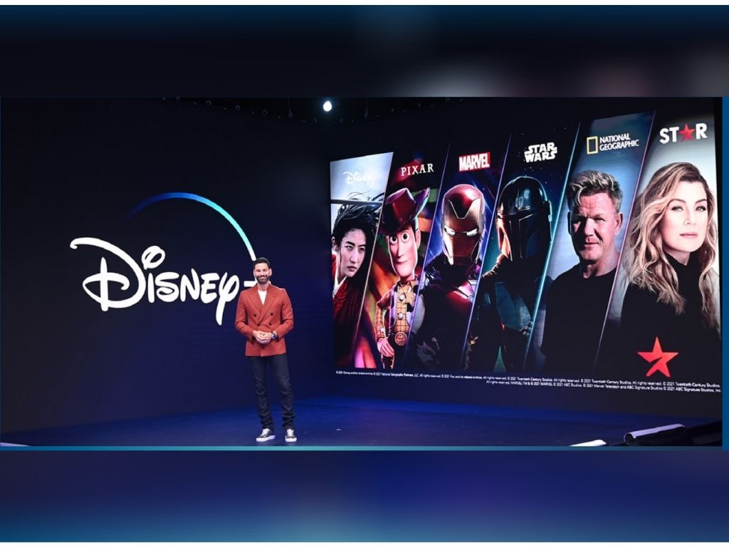 Disney+ officially launched in Singapore