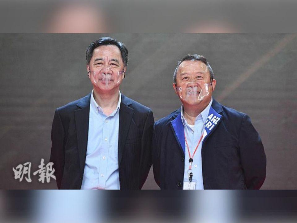 Eric Tsang happy to reunite TVB with HK major labels