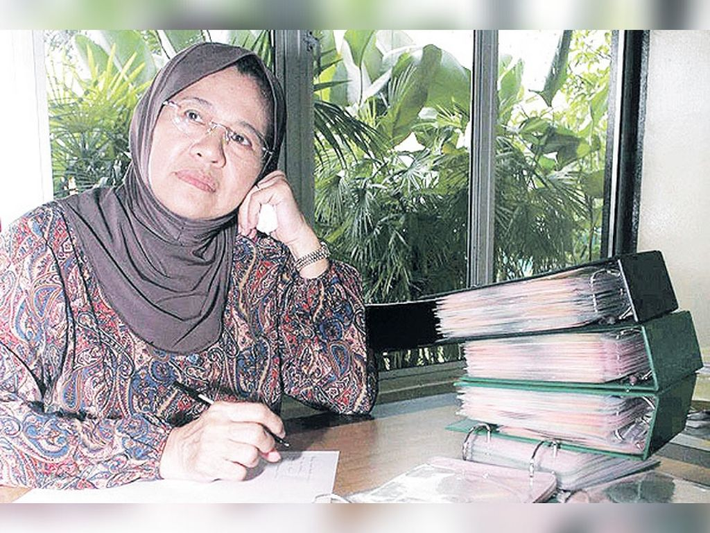 Habsah Hassan: Work for your passion, not for recognition!