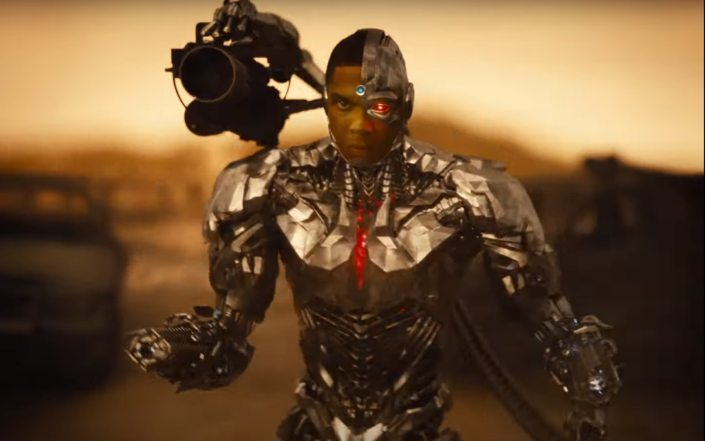 justice league snyder cut trailer breakdown analysis ray fisher cyborg