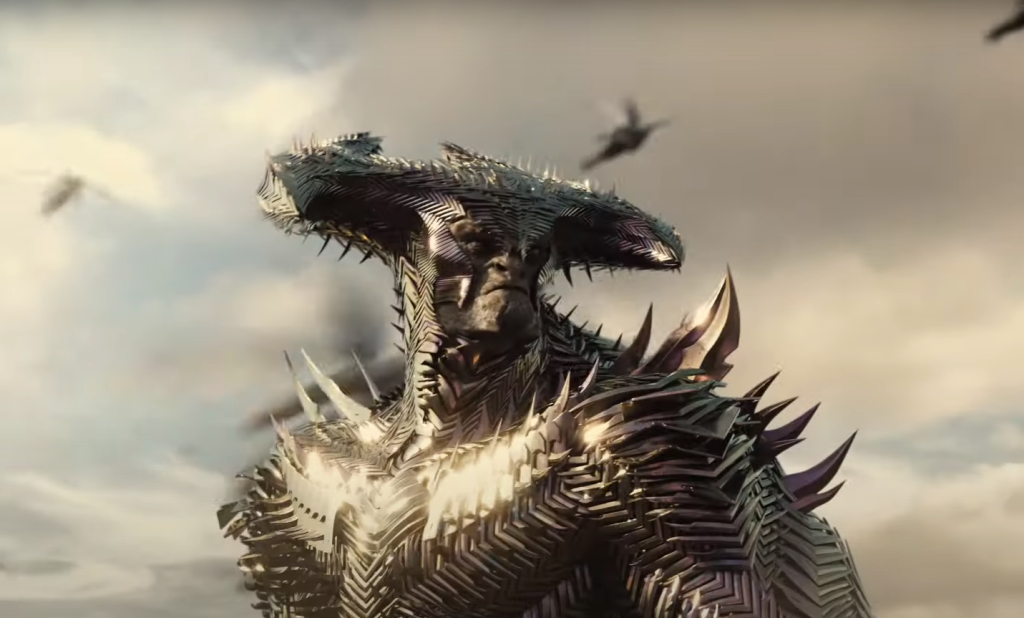 justice league snyder cut trailer breakdown analysis steppenwolf armor