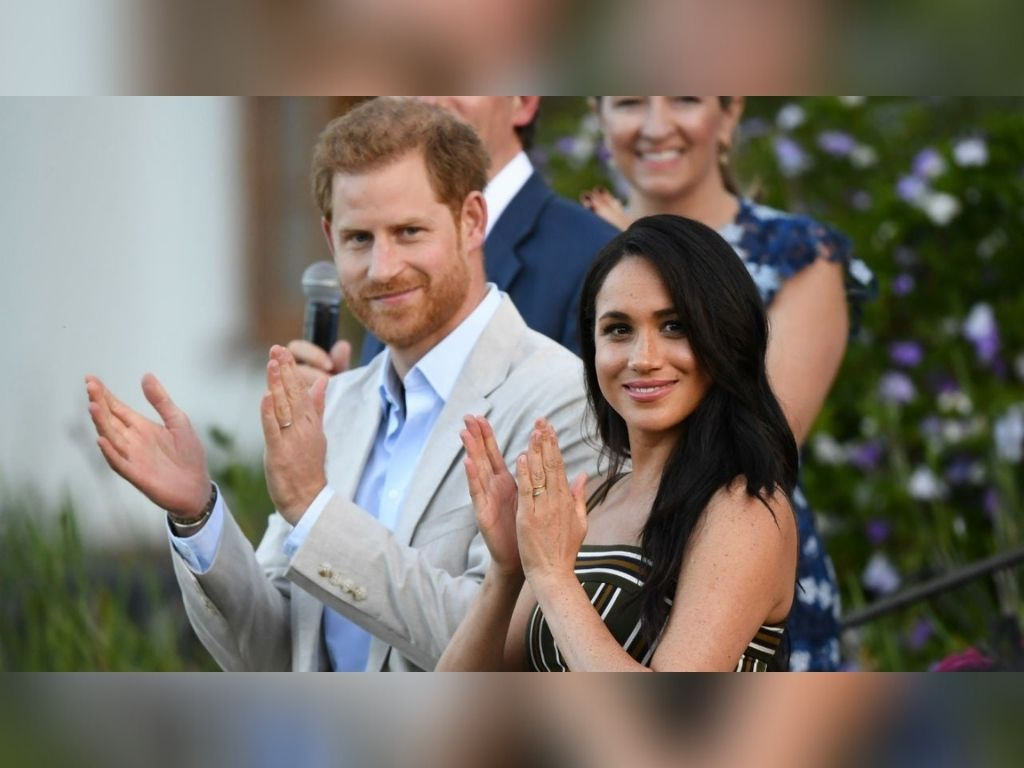 Prince Harry, Meghan Markle expecting baby number two