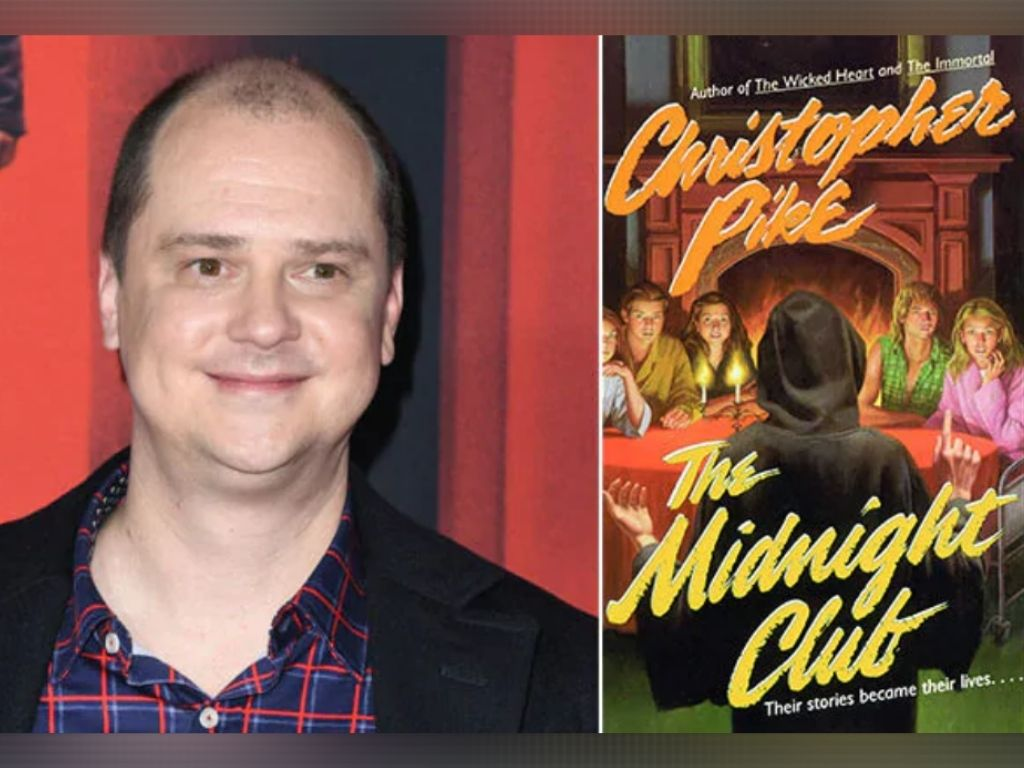 """Mike Flanagan to shoot Christopher Pike's """"The Midnight Club"""""""