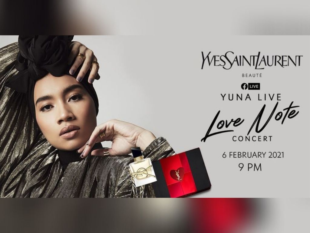 Watch Yuna live in her Love Note concert