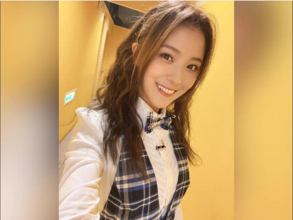Genie Chuo happy to receive blessings for new love