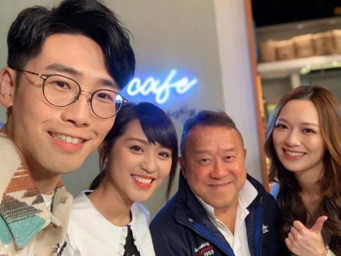 """Eric Tsang assures he won't cut """"Young and Restless"""""""