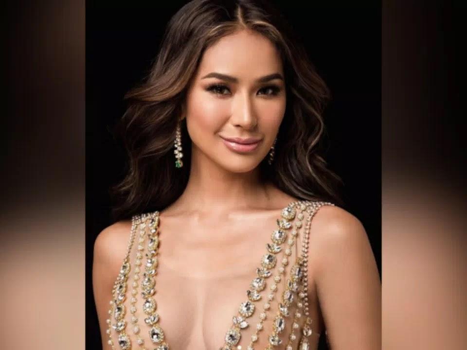 Samantha Bernardo is Miss Grand International's first runner-up