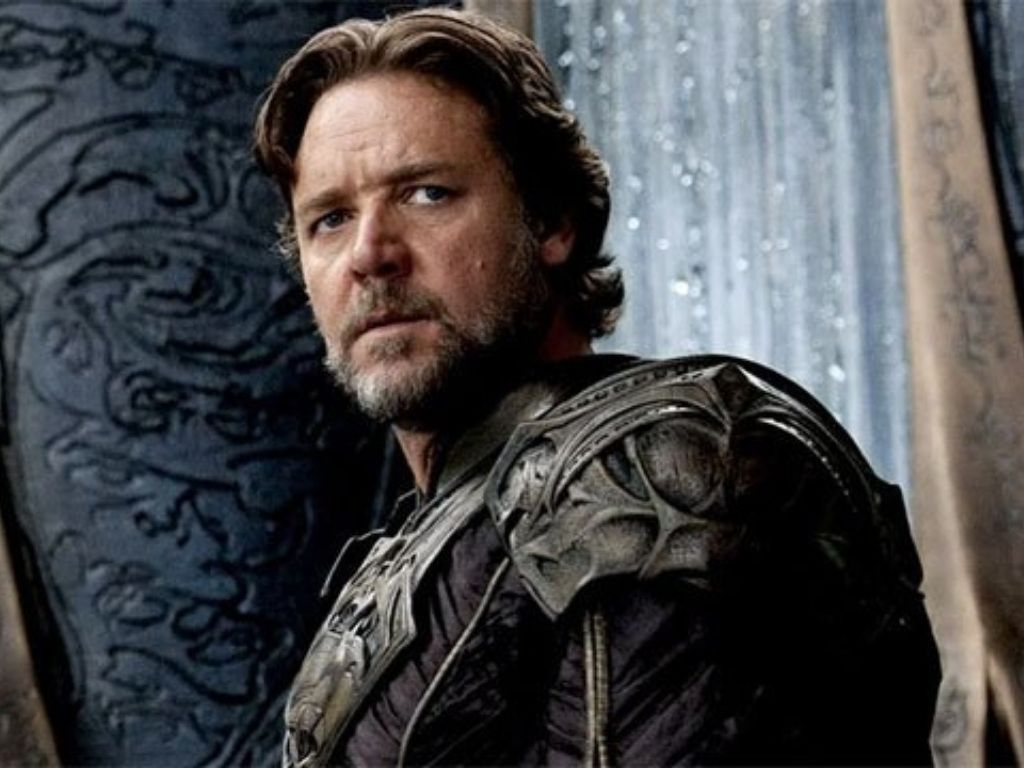 """Russell Crowe confirmed in """"Thor: Love and Thunder"""""""