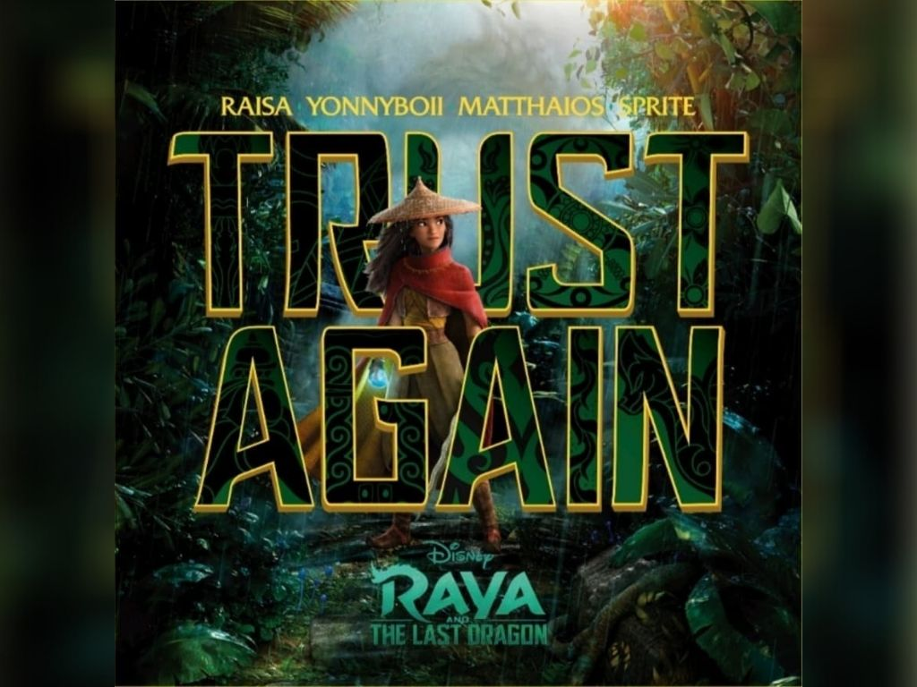 """Rising star Yonnyboii featured on """"Raya and the Last Dragon""""-inspired track"""